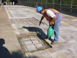 Rebar Worker Surtreat Rebar Corrosion Inhibitors Protection Of The Imbedded