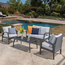 Luxury Outdoor Patio Furniture Luxury Outdoor Furniture Ebay