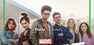 Seeking Episodes Hulu Marvel S Runaways On Hulu Should Get Goin Stay Lost