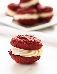 red velvet sandwich cookies if you give a blonde a kitchen