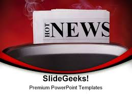 news powerpoint templates slides and graphics