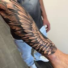 wing tatoo wings and