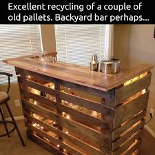 Diy Kitchen Island Pallet The Best Diy Wood U0026 Pallet Ideas Wood Pallet Bar Pallets And