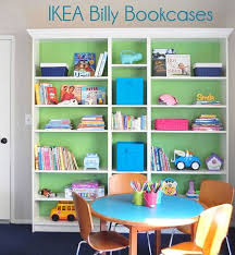 Ikea Desk And Bookcase 30 Genius Ikea Billy Hacks For Your Inspiration 2017