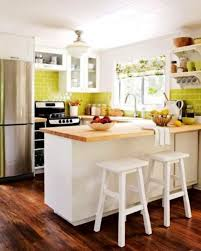 Green And White Kitchen Cabinets 20 Modern Kitchens Decorated In Yellow And Green Colors