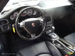 1991 porsche 911 turbo interior black interior 2007 porsche 911 turbo coupe photo 38606437