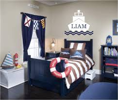 nautical vinyl wall decal personalized name wall decals boat wall
