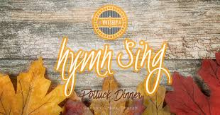 thanksgiving hymn sing 2017 creek presbyterian church