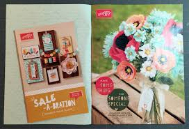 Catalog Covers by Creative Blog Hop Stamp Candy