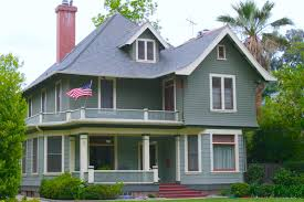 American Flag House House Paint Color Guide Photos Of Proven Combinations