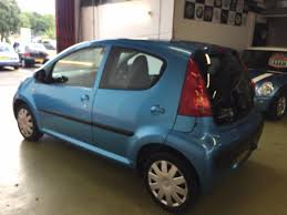 peugeot 107 estate used 2008 peugeot 107 urban 5dr for sale in newcastle upon tyne