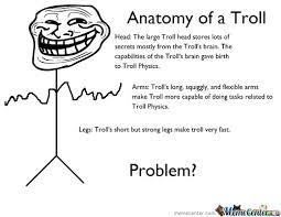 Squiggly Arm Meme - anatomy of a troll by recyclebin meme center