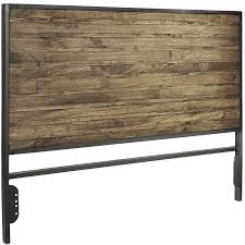 pierce ii natural gray washed headboard pier 1 imports