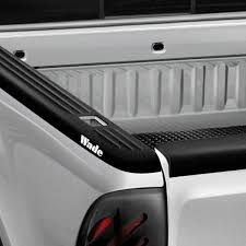 Pickup Truck Bed Caps Wade Gmc Canyon 2004 2012 Ribbed Black Side Bed Caps Without Holes