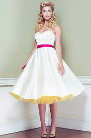 50 s style wedding dresses any bees do a rockabilly 50s inspired wedding send me your boards