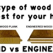 can you tell the difference between laminate vs hardwood vs