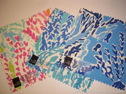 lilly pulitzer fabric collection available at the shade store