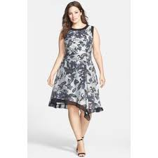plus size patterned or print dresses 4 polyvore