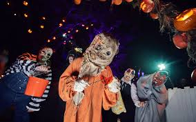 halloween horror nights pictures universal orlando close up the nightmares of halloween horror