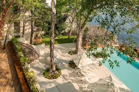 Casa China Blanca by A Beachfront Property In Puerto Vallarta U0027s Lush Rainforest Is