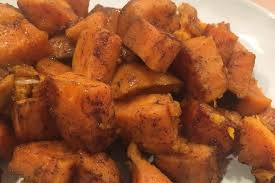 thanksgiving candied yams the blue radish