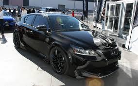 lexus ct200h tires size lexus ct 200h sema 2011 motor trend