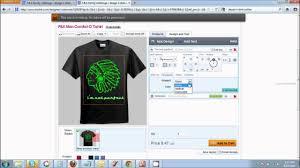 edit desain kaos online fnk desain kaos online avi youtube