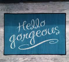 welcome door mats door mat photo of a welcome door mat isolated