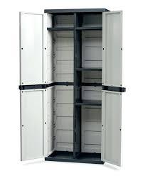 tall garage storage cabinets home depot plastic storage cabinets amazing tall x plastic indoor