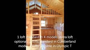 17 derksen cabin floor plans premier deluxe lofted barn