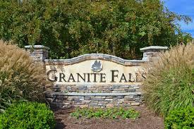 new properties at granite falls eastwood homes granite falls