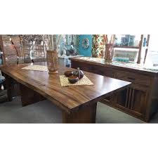 dining room table solid wood monsoon wood dining table at elementfinefurniture com hand made