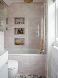 Pink Tile Bathroom Ideas 11 Best Pink Tile Bathroom Ideas Houzz
