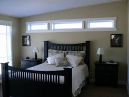 window above bed how to treat transom window over bed remodel