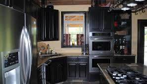 black kitchen cabinets design ideas beautiful black kitchen cabinets design ideas designing idea