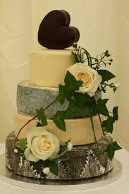 wedding cake of cheese cheese wedding cake with a godminster cheese on top wedding