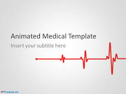 Free Animated Medical Ppt Template Ppt Powerpoint