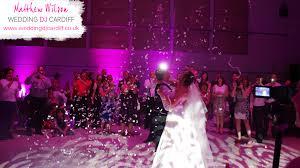 wedding djs wedding dj cardiff matthew wilson south wales