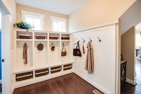 Mudroom Bench With Storage Traditional Mud Room With Hardwood Floors By Stephen Alexander