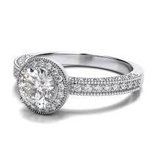 circle engagement rings circle engagement rings wedding promise