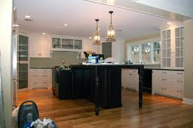kitchen island chandelier lighting breakfast bar ideas lights