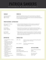 professional marketing resume grey marketing professional corporate resume templates by