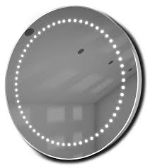 illuminated mirrors mirage ultra slim led bathroom mirror with