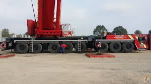 2011 liebherr ltm 1500 8 1 crane for in baltimore maryland on