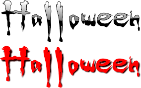 halloween png images halloween text of bones royalty free stock photography image