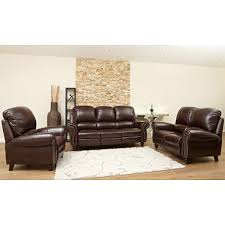Armchair Set Taylor Top Grain Leather Sofa Loveseat And Armchair Set Sam U0027s Club
