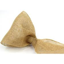 burlap ribbon 9 burlap ribbon 10 yards jrh09 12 mardigrasoutlet