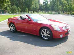 cadillac xlr colors 2007 cadillac xlr limited edition roadster
