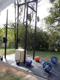 9 best home gym ideas images on pinterest backyard gym crossfit