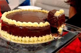 love to cook chocolate cake